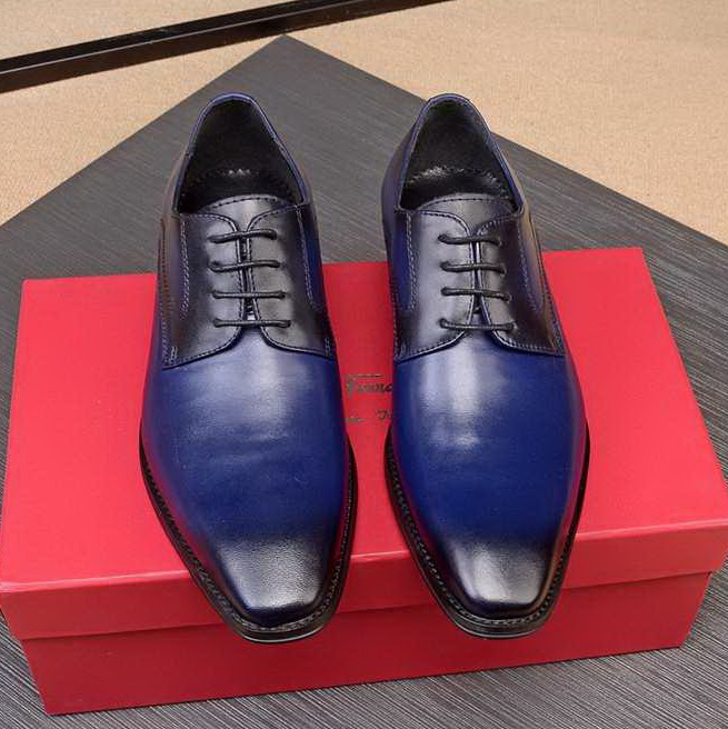Ferragamo Oxford Shoe